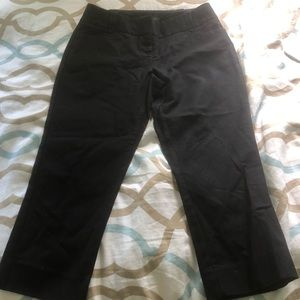 Cassidy fit cropped pants